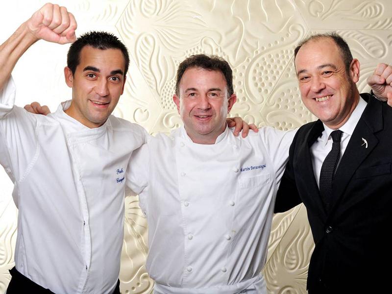 Claror: un cava excels en un restaurant tres estrelles Michelin