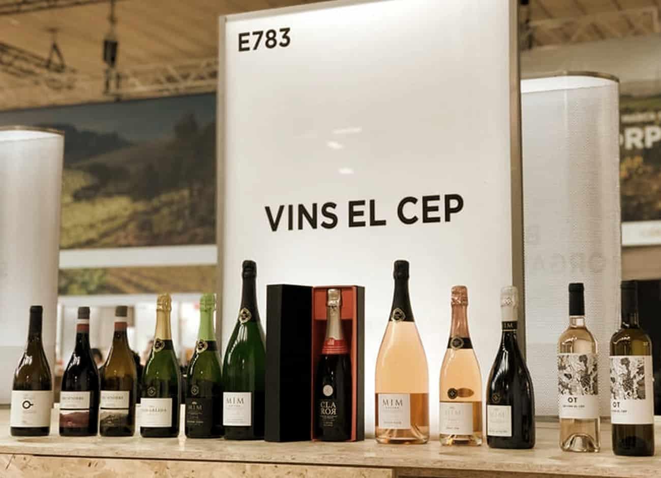 Vins el Cep Barcelona Wine week