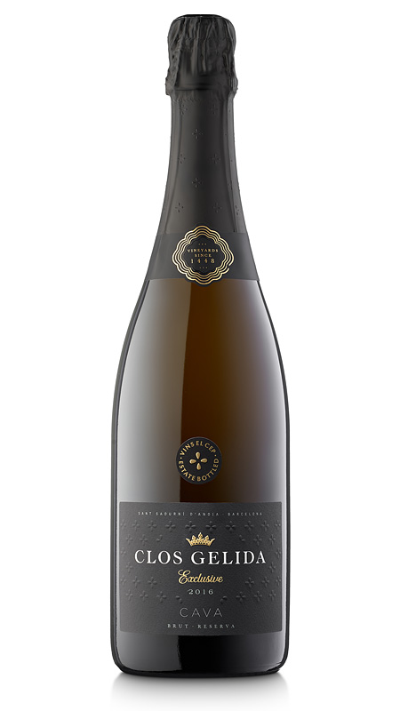 Cava Clos Gelida Exclusive