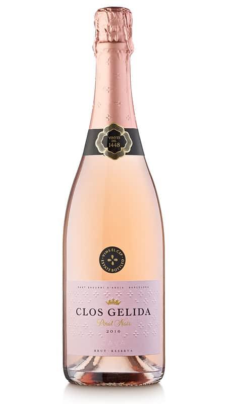 Cava Clos Gelida Pinot Noir