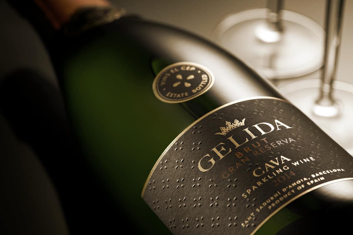 Vins el Cep Gelida Brut Gran Reserva Top 100 Wines Wine Spectator